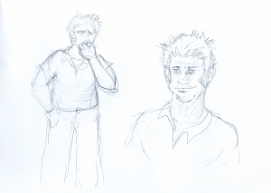 Sketch of Nathan