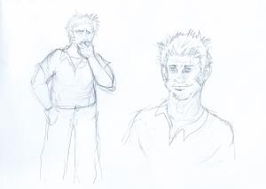 Sketch of Nathan