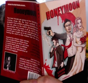 Proof Copy of Honeymoon: A Novella